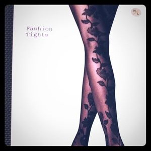 Women's Fashion Tights M/L A New Day